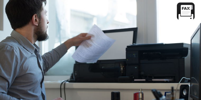 How to Fax from a Printer