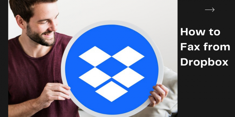 how to fax from dropbox